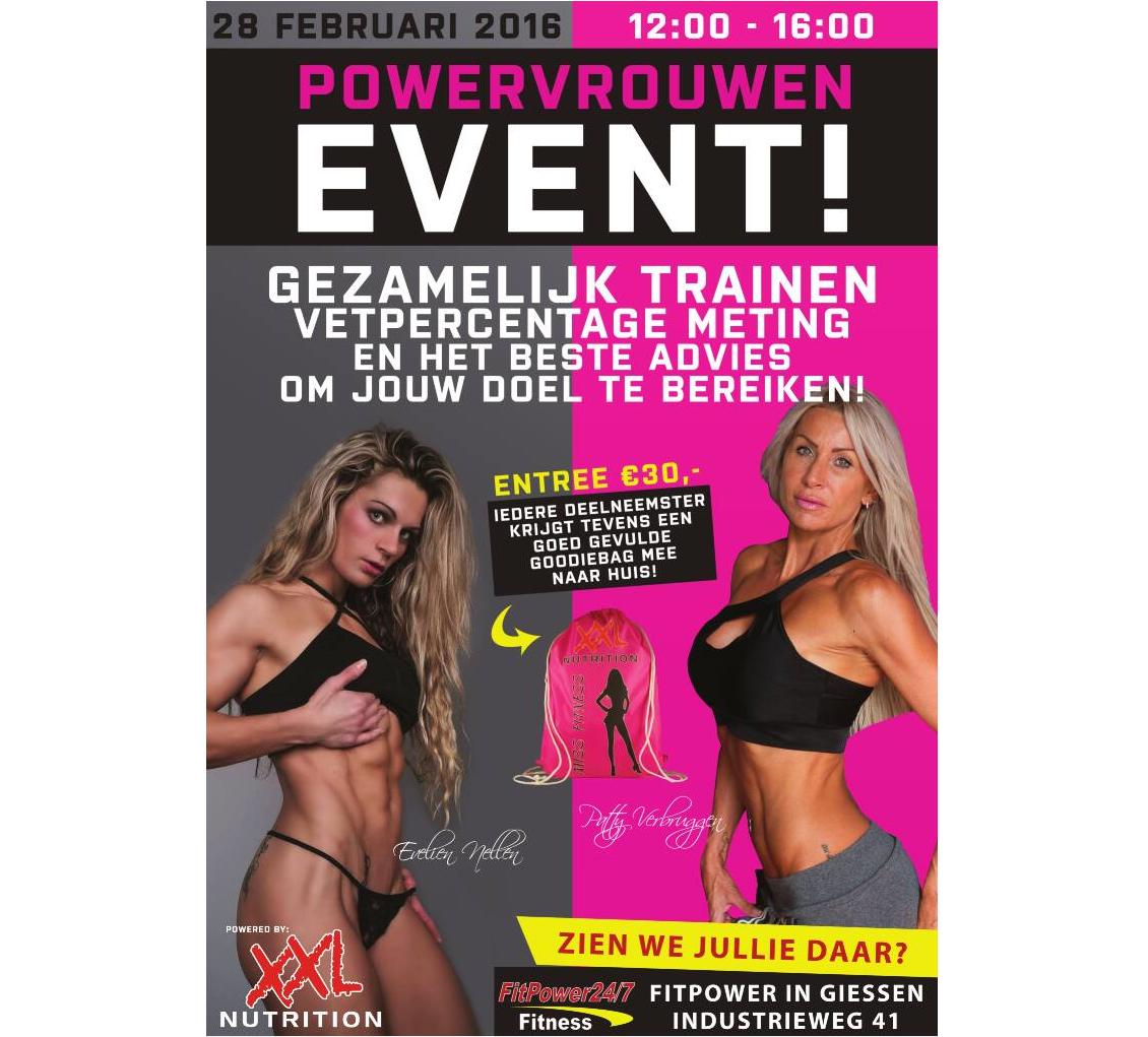 Powervrouwen event