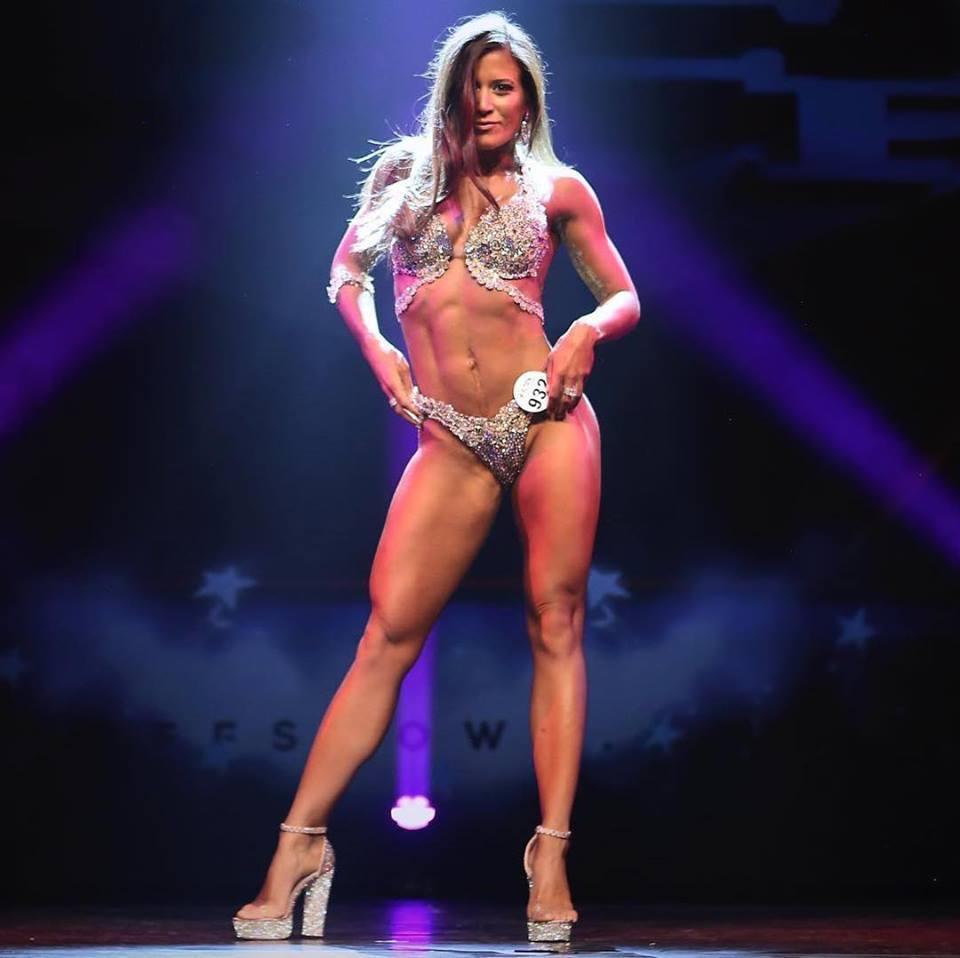 Laura Zwart WBFF PRO Bikini