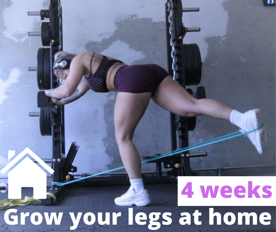 Grow your legs at home